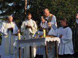 21 sierpnia 2011 spod Kościoła Matki Boskiej Zwycięskiej wyruszyła 86 Łódzka Piesza Pielgrzymka na Jasną Górę