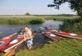 Mazury 2014 - spływ kajakowy
